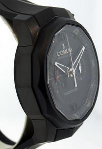 Men's Black Corum Admiral's Cup 48MM Replica Watches