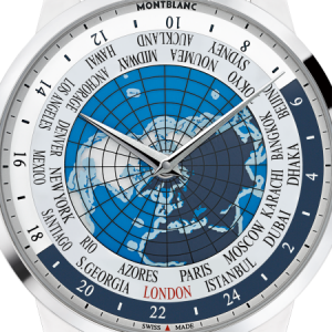 Men's Montblanc Heritage Spirit Orbis Terrarum Fake Watches