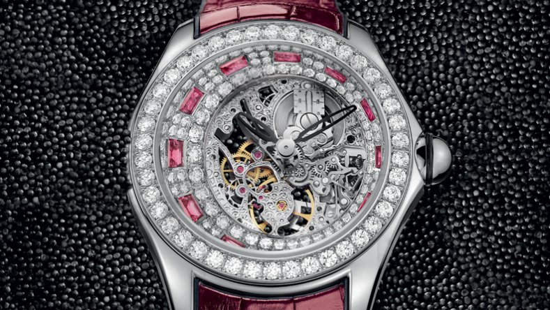 bubble-high-jewellery-Replica-Watches
