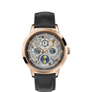 Men's Montblac Heritage Spirit Perpetual Calendar Sapphire Replica Watches