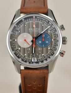 Special Swiss Zenith El Primero 36'000 VpH Classic Car Replica Watches