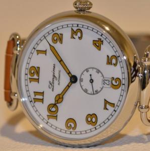 Elegant Longines Heritage 1918 Fake Watches For Men