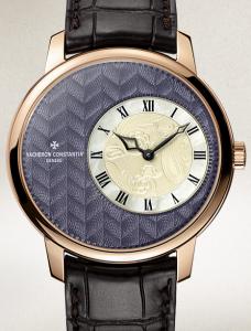 Men's Vacheron Constantin Métiersd'Art Elegance Sartoriale Fake Watches