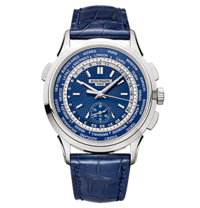 Swiss Patek Philippe Complication Blue Dial Replica Watches