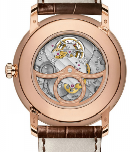 Blancpain Villeret Fake Watches With Moon Phase Display