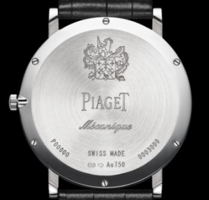 Luxury Piaget Altiplano 900P Fake Watches With Diamonds
