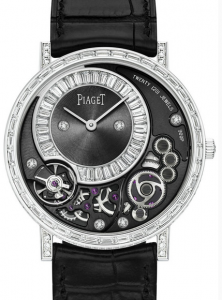 Luxury Piaget Altiplano 900P Replica Watches With Diamonds