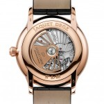 43MM Jaquet Droz Les Ateliers D'art Petite Heure Minute Tiger Fake Watches
