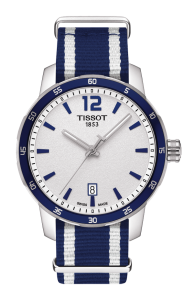 Tissot Quickster Lugano Replica Watches With Steel Cases