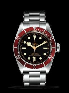 Men's 41MM Tudor Heritage Black Bay Steel Cases Replica Watches