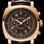 New Panerai Radiomir 1940 45MM Replica Chronograph Oro Rosso