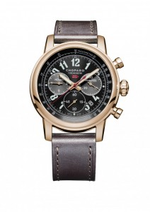 Pretty Rose Gold Chopard Mille Miglia 2016 XL Race Edition Replica Watches