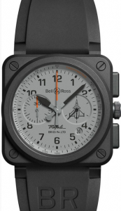Special Bell & Ross BR 03-94 Rafale 42MM Fake Watches