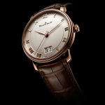 Swiss Blancpain Villeret Grande Date 40MM Fake Watches