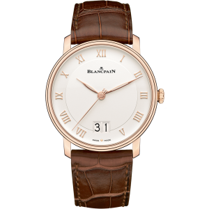 Swiss Blancpain Villeret Grande Date 40MM Replica Watches