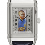 Meaningful Jaeger-LeCoultre Reverso À Eclipse Fake Watches With Platinum Cases