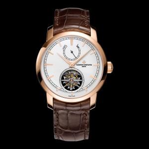 Classic Vacheron Constantin 14-Day Tourbillon Copy Watches With Silver Dials Hot Sale
