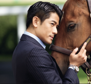 Swiss Silver Dials Longines Saint-Imier Replica Watches Presented By Aaron Kwok