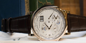 Swiss Honey Gold Cases A.Lange&Sohne Lange 1 Time Zone Limited Edition Replica Watches