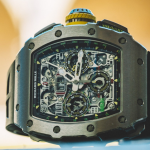Swiss Titanium Cases Richard Mille RM 11-03 Automatic Flyback Chronograph Copy Watches
