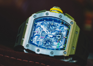 Swiss Titanium Cases Richard Mille RM 11-03 Automatic Flyback Chronograph Replica Watches