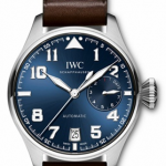 "Oho Ou's Fashionable Midnight Blue Dials Fake IWC Big Pilot's Watch Edition ""Le Petit Prince"" Sale"