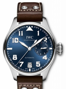 "Oho Ou's Fashionable Midnight Blue Dials Fake IWC Big Pilot's Watch Edition ""Le Petit Prince"" Sale"