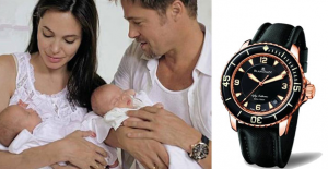 Top Self-winding Movements Blancpain Fifty Fathoms Automatique Fake Watches By Brad Pitt