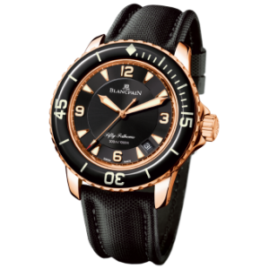 Top Self-winding Movements Blancpain Fifty Fathoms Automatique Replica Watches By Brad Pitt