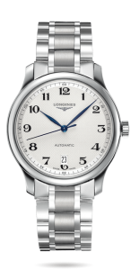 Longines Master Collection Fake Watches With Silver Dials