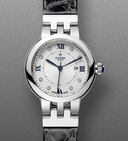 ... by female customers. Its products are not as luxury and dazzling as  Rolex Pearlmaster and Piaget Limelight. But Tudor Clair De Rose copy watches  with ... dc9afa9e54