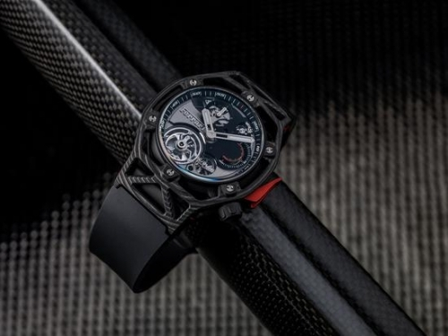 Almost all the wristwatches of Hublot have embodied the innovative spirit of the watch brand.