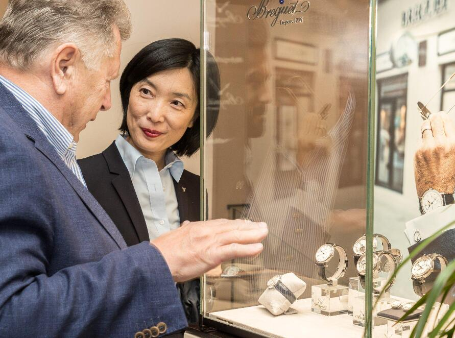 """The Breguet """"Classic Tour"""" reached Vienna salutes to the pure lifestyle of gentlemen."""