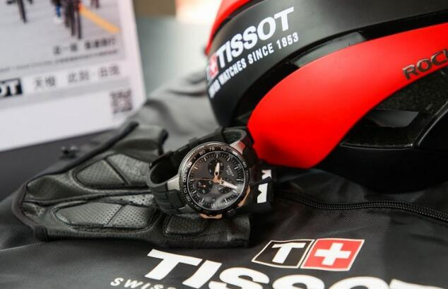 Almost every part of the Tissot special edition is created with the inspiration from the bicycles.