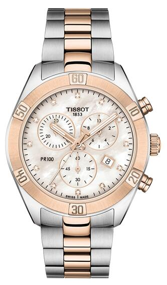 Forever knock-off watches are charming with rose gold effect.