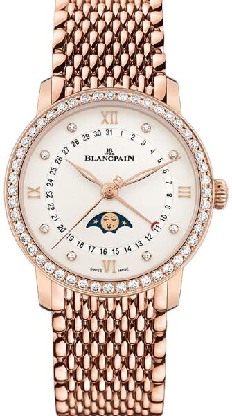 Swiss knock-off watches forever are fancy in rose gold.