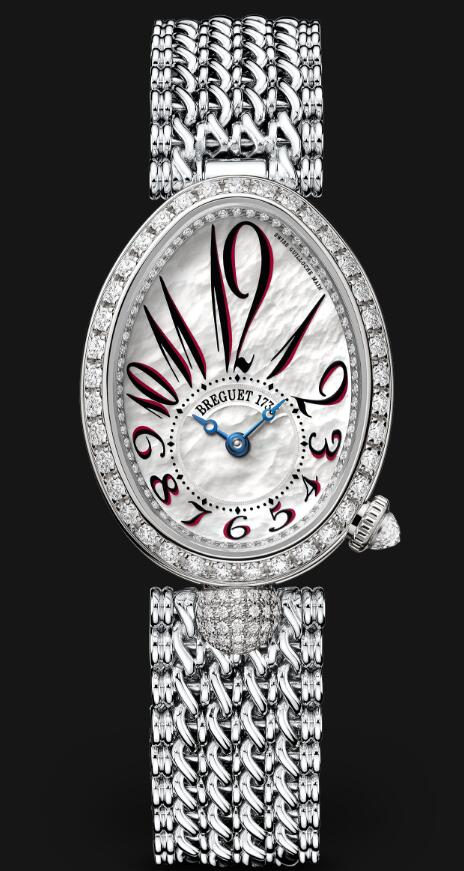 Swiss knock-off watches online have shiny diamonds.