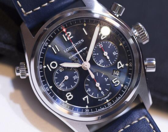 These best copy Longines are good choice for men.