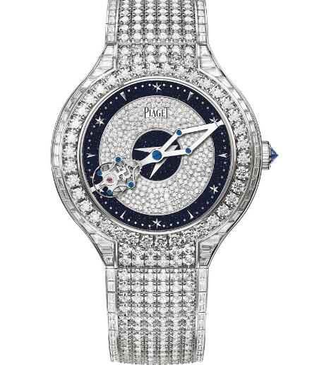 The diamonds copy Piaget presents high level of watchmaking craftsmanship.