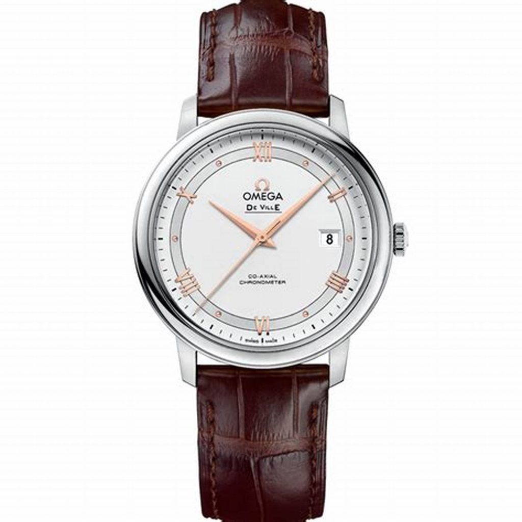 The Omega De Ville replica watch is good choice for formal occasions.