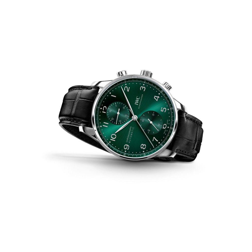 IWC Portugieser replica watch is good choice for men.