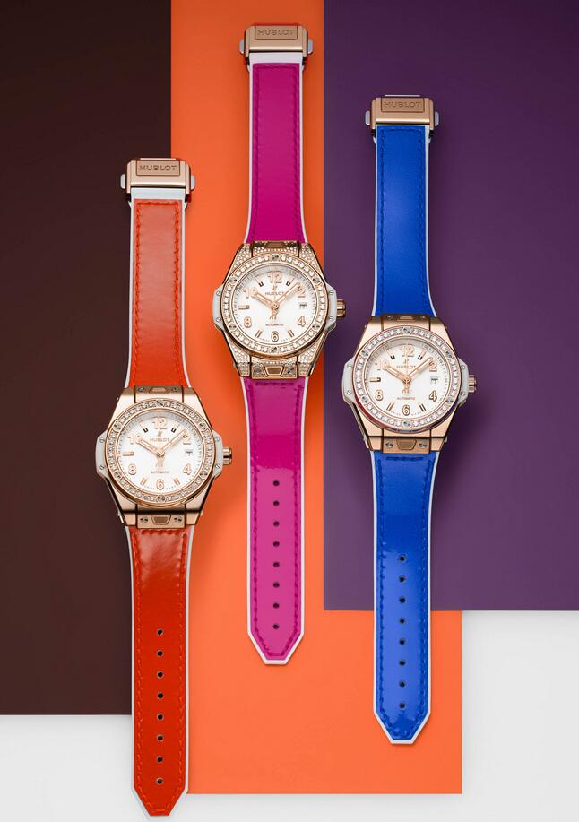 Swiss fake watches give ladies the best size of 33mm.