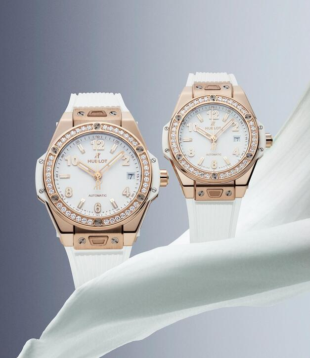 Forever replica watches keep luxury with diamonds.