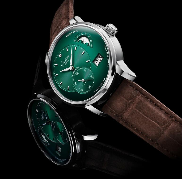 Swiss replica watches are measured with 40mm in diameter.