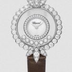 Precious replica watches are dazzling for the diamond design.