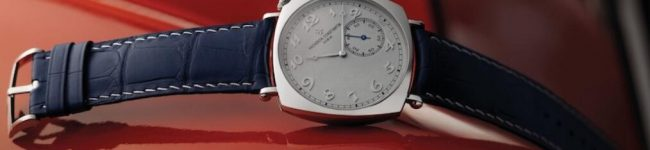 New fake watches are driven by the manual-winding movements.